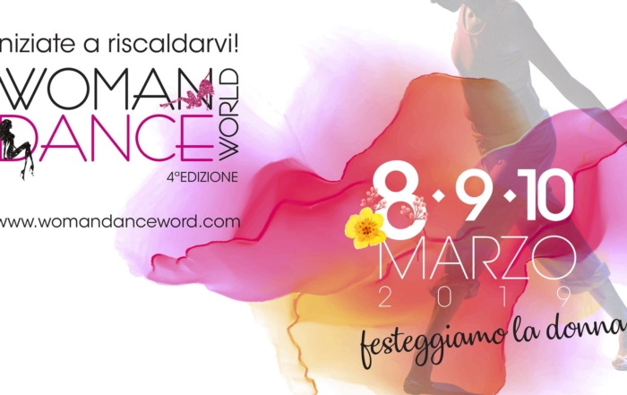 Woman Dance World 2019