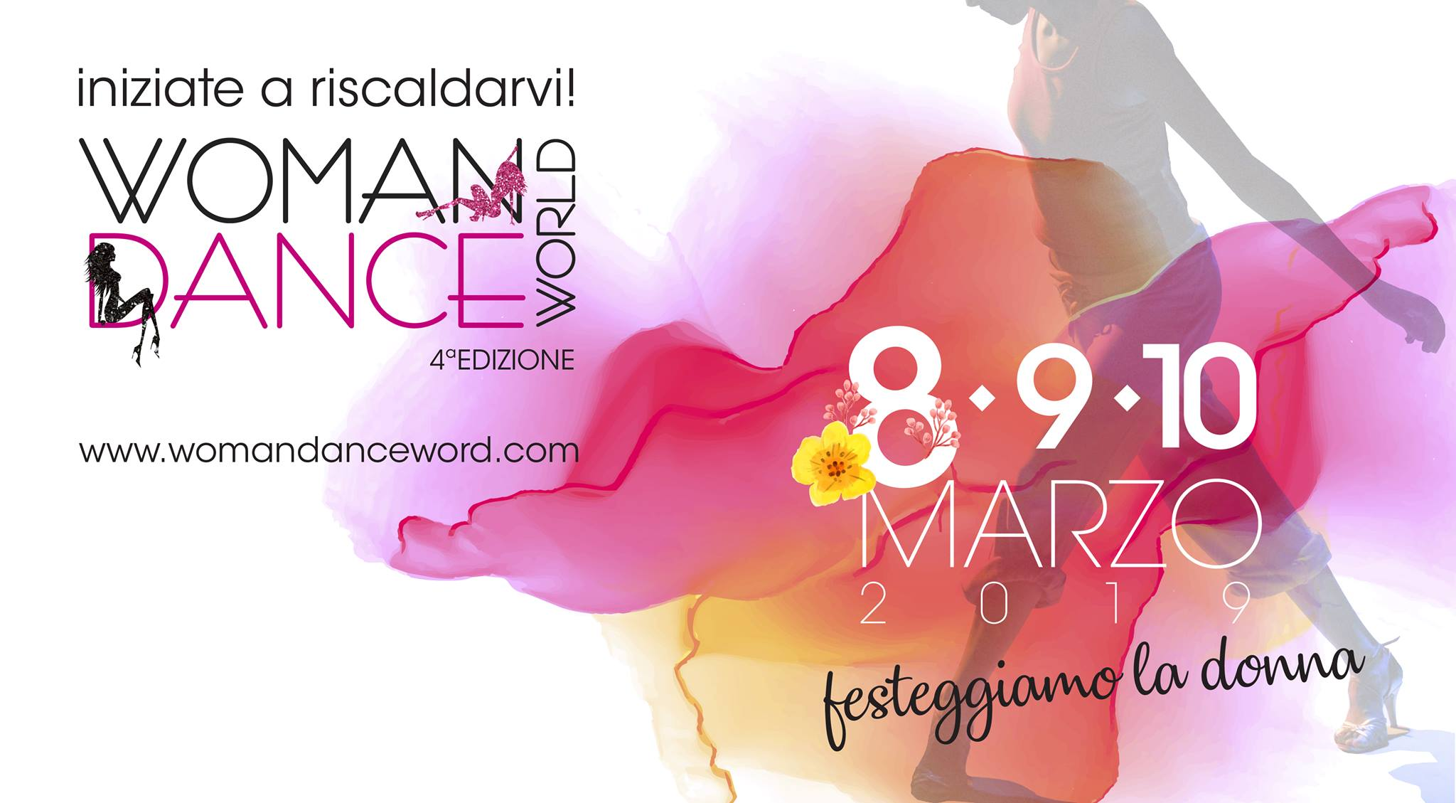 Woman Dance World 2019