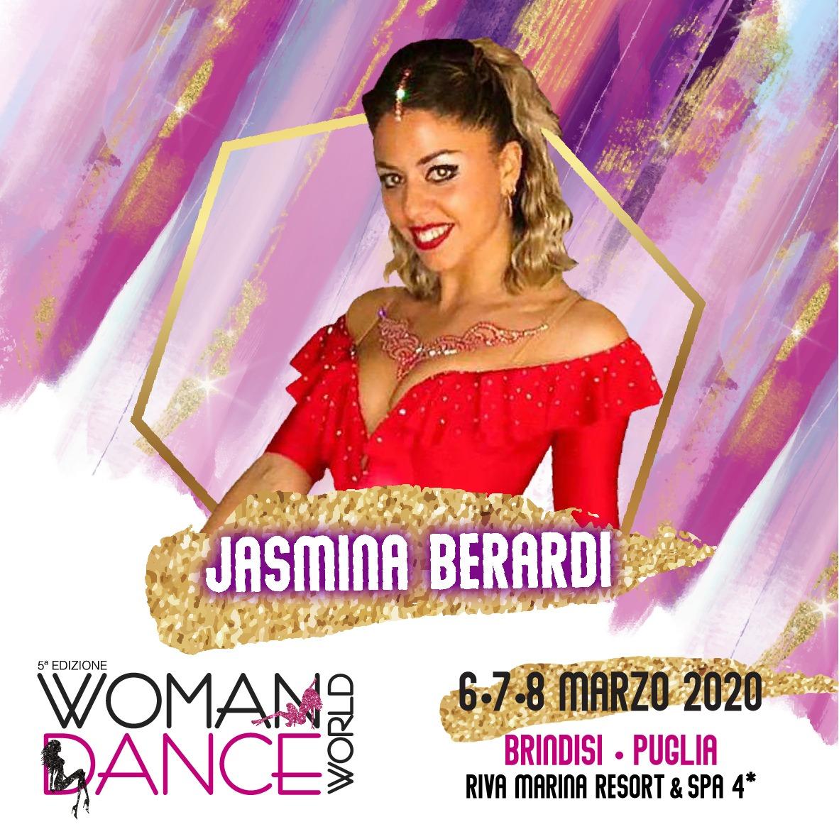 Jasmina Berardi