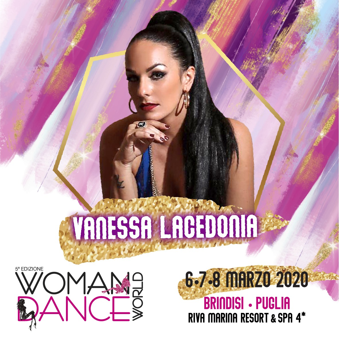 Vanessa Lacedonia